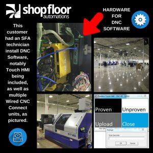 dnc software hardware