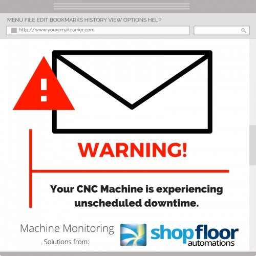Machine Monitoring Notifications