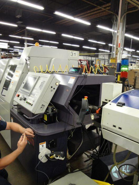 Manufacturing Shop Floor Onsite Service